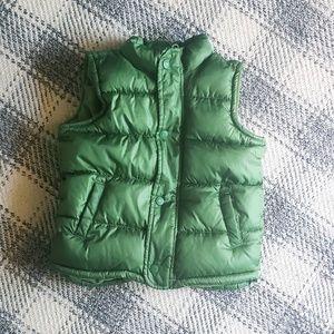 Old Navy Puffer Vest 5T